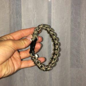 Accessories - braided bracelet